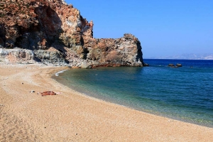 Beaches, Mirabeli Suites, Milos, hotels, rooms, vacations, accommodation, studios, island, Pollonia
